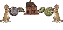 Yanaka Red House Button Gallery